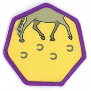 footfalls badge